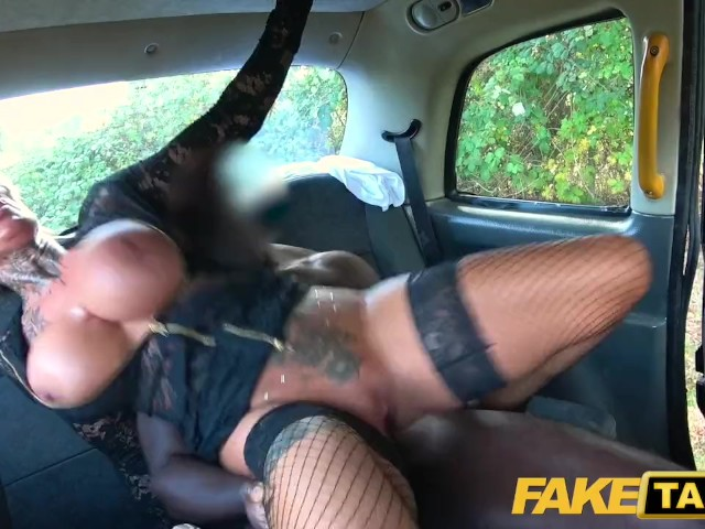 Fake Taxi Busty Blonde British
