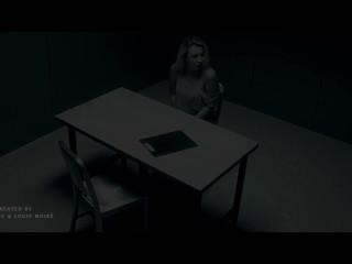 LETSDOEIT - Teen Blonde Enjoys Sensual Fuck While Maid Watches