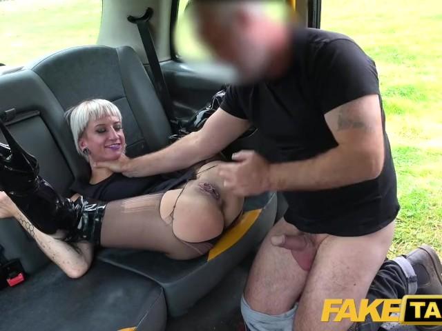 German Fake Taxi
