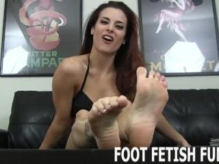 POV Foot Fetish Fantasy Videos