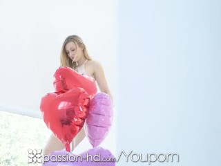 PASSION-HD PASSIONATE FUCK for Valentines day