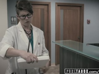 PURE TABOO Perv Doctor Gives Teen Patient Vagina Exam