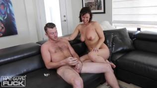 Hairy Otter Fucks Big Titty & Ass Young Milf
