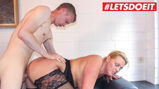 LETSDOEIT - Hard Fucking With Mature German Amateur Couple