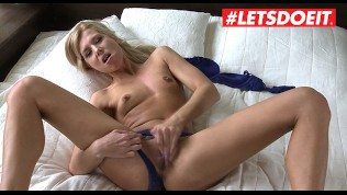 LETSDOEIT – Kinky Milf Loves Playing With Her Pussy