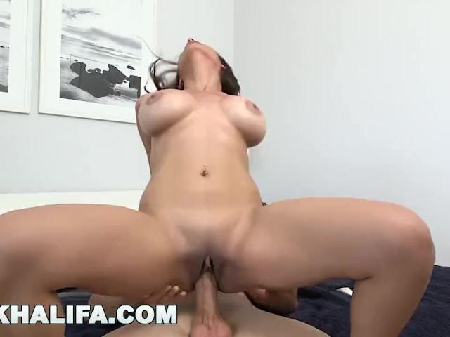 Mia Khalifa Black Threesome