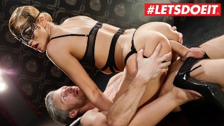 LETSDOEIT - Horny Lawyer Gets Fucked Hard In Her Fantasy Sex Session