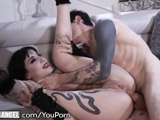 BurningAngel Goth Charlotte`s Insatiable Anal sex with Owen Grey