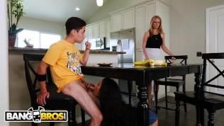 BANGBROS - Step Sister Maya Bijou and Step Brother Juan El Caballo Loco Hook Up