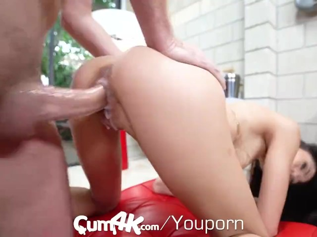 Asiatico anale creampie