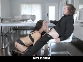 Žena príťažlivé porno hviezda