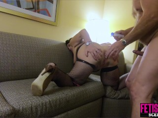 Anal sex with amateur husband and wife