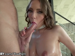 21Sextury Lina Mercury's Fine Ass Filled with Cock