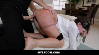MYLFDom - Hard Rough Sex With Horny Mom