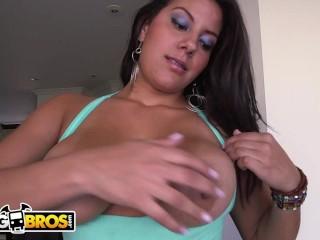 BANGBROS - Big Tits, Big Ass Havin' Colombian Babe Juliana Taking Dick