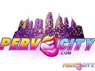 PervCity Kagney Linn Karter Anal Overdose with Mike