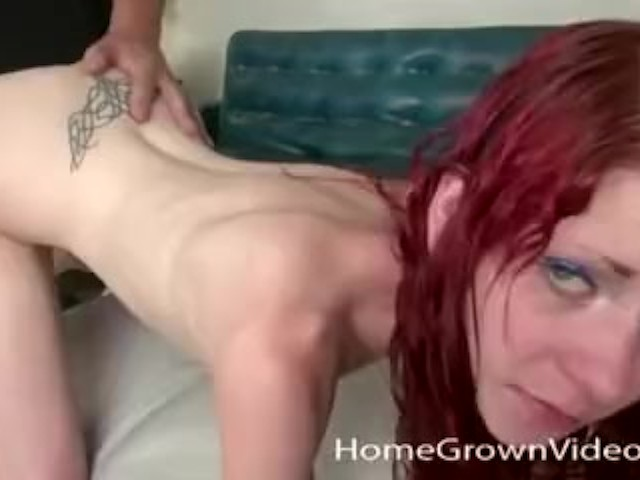Amateur Red Head Big Dick