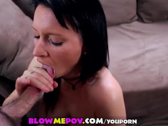 Amateur Pov Blowjob Girlfriend