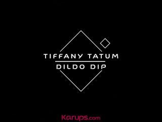 Karups - Horny Babe Tiffany Tatum Dildos Tight Pussy