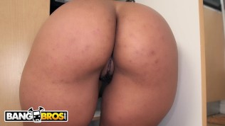 BANGBROS - My Dirty Maid Ava Sanchez Cleans My House Naked For Some Extra Money