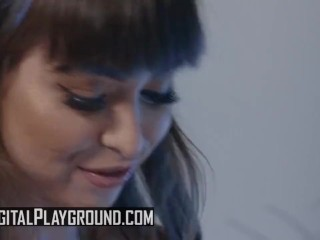 Digital Playground - Cute teen Riley Reid fuck Adriana Chechik's BF and makes her watch