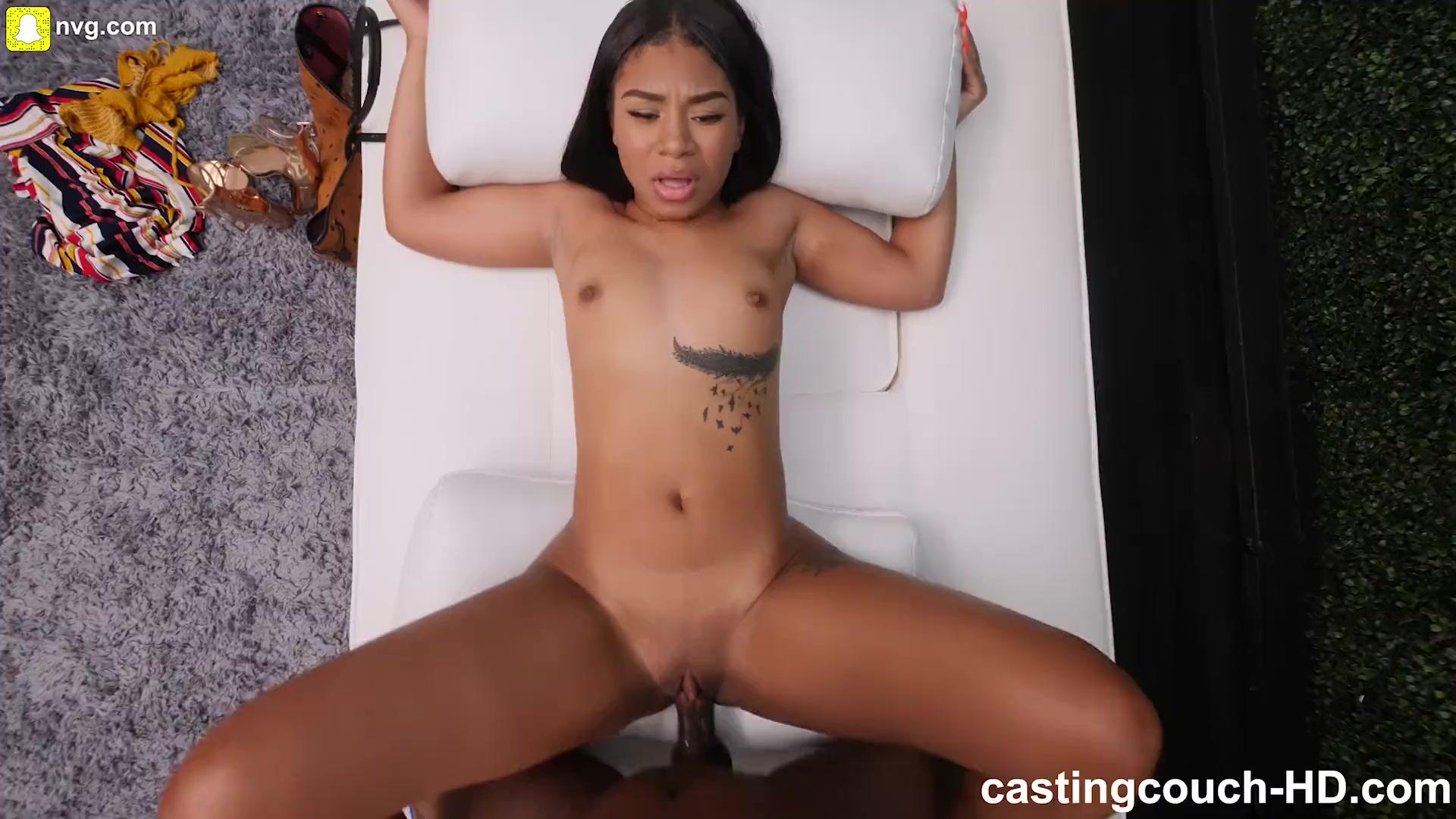 Asian girl instructs handjob