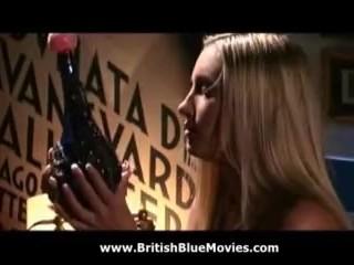Angel Long and Ron Jeremy - British Porstar Hardcore!