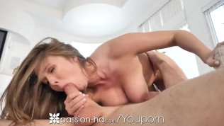 PASSION-HD Oral OBSESSION with busty Lena Paul