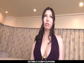 Supreme group sex for busty Sofia Takigawa - More at Japanesemamas.com