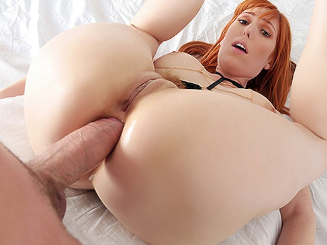puremature deep anal with big booty ginger milf free