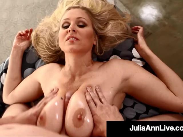 Super Milf Julia Ann Fucked