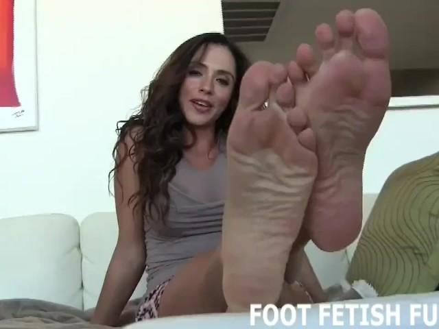 Royal Mistress Foot Worship