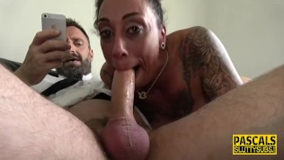 Milf sub anally banged