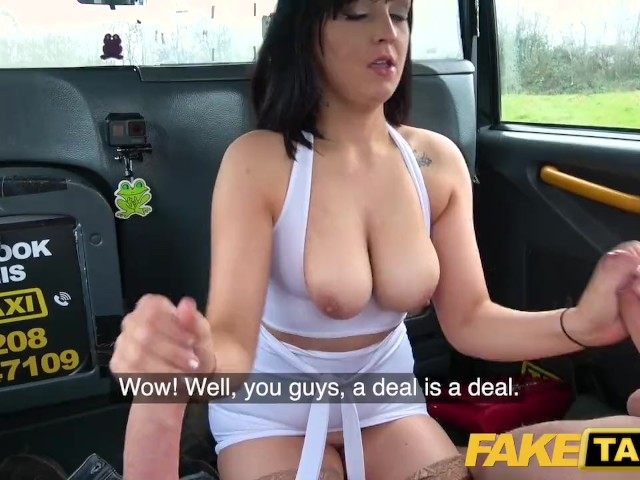 Fake Taxi Big Tits Facial