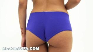MIA KHALIFA – I Invite You To Check Out A Closeup Of My Perfect Arab Body