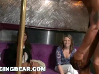 Gone/wild women dancing going bear