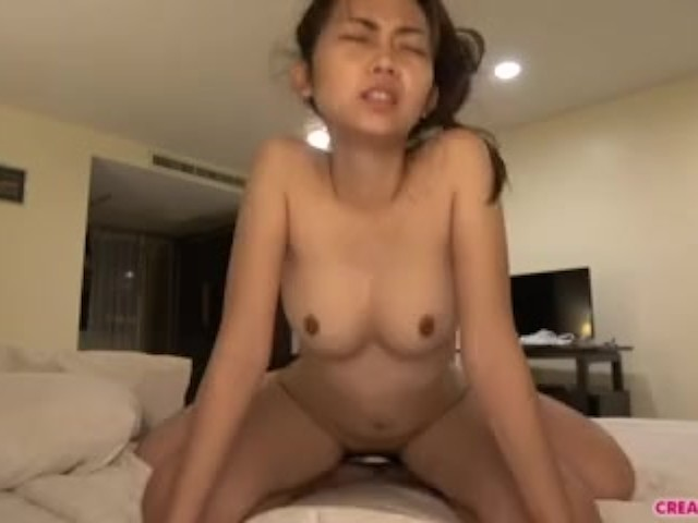 Busty Asian Oil Massage