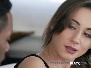 Private Black - Hot Aruna Aghora's Fucked By Big Black Cock!