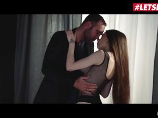 LETSDOEIT - Cheating Boyfriend Fucks Two Russian Babes
