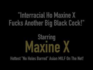 Cambodian Cock Fucker Maxine X Bangs One More Big Black Cock