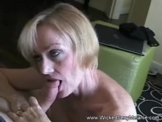 GILF Bj For A Rainy Day