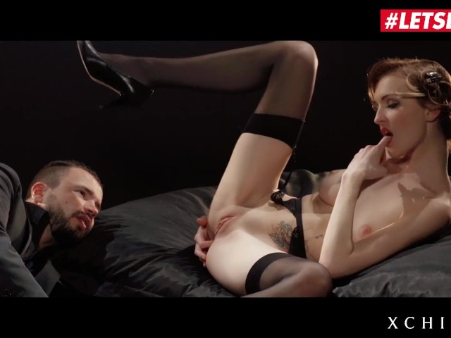 Letsdoeit - Smoking Babe Has Fantasy Anal Sex With Her Step Son