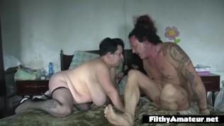 Nasty anal orgie
