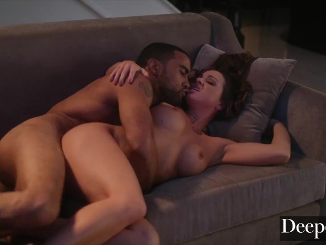 Deeper. Adrenaline Makes for Pure Satisfaction for Abigail Mac