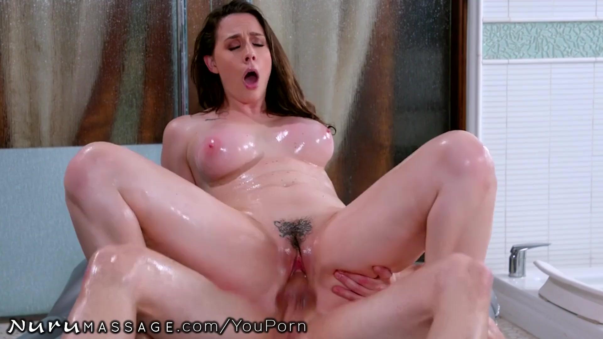 Lesbian girlfriend facesitting and dildo fucking tmb