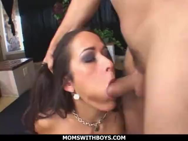 Carmella bing threesome anal double penetration