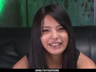 Strong Asian sexual play for naked Eririka Katagiri - More at 69avs.com