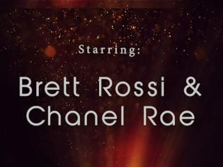 Blonde Lesbians Brett Rossi & Chanel Rae Lick That Pussy!