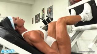 MILF Gym Sex