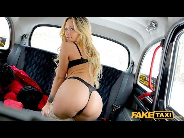 Fake Taxi Pornstar Creampie